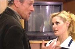 Martin Cook, Dee Bliss in Neighbours Episode 4131