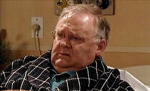 Harold Bishop in Neighbours Episode 4404