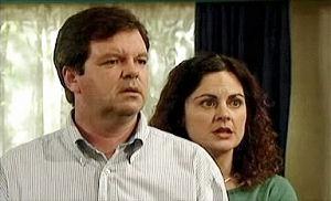 David Bishop, Liljana Bishop in Neighbours Episode 4404