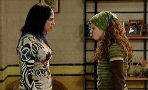 Sky Mangel, Serena Bishop in Neighbours Episode 4404
