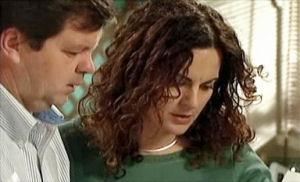 David Bishop, Liljana Bishop in Neighbours Episode 4405