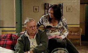 Harold Bishop, Sky Mangel in Neighbours Episode 4405