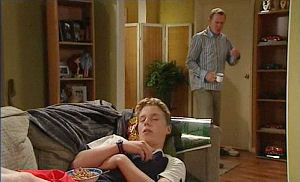 Boyd Hoyland, Max Hoyland in Neighbours Episode 4473