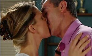 Izzy Hoyland, Karl Kennedy in Neighbours Episode 4479