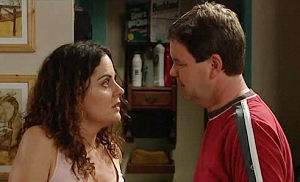 Liljana Bishop, David Bishop in Neighbours Episode 4479