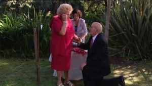 Valda Sheergold, Lyn Scully, Charlie Cassidy in Neighbours Episode 4528