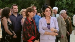 Toadie Rebecchi, Susan Kennedy, Lyn Scully in Neighbours Episode 4528