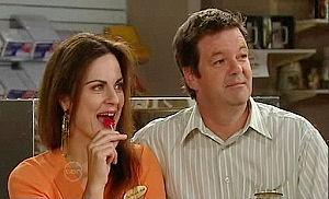 Liljana Bishop, David Bishop in Neighbours Episode 4797