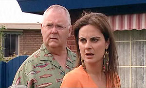 Harold Bishop, Liljana Bishop in Neighbours Episode 4797
