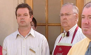 David Bishop, Harold Bishop in Neighbours Episode 4797