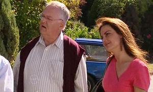 Harold Bishop, Liljana Bishop in Neighbours Episode 4798