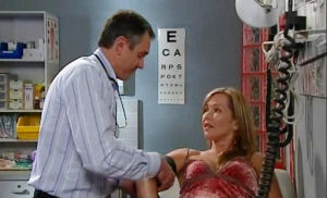 Karl Kennedy, Steph Scully in Neighbours Episode 4798