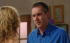 Karl Kennedy, Janae Timmins in Neighbours Episode 4801