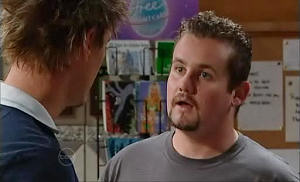 Ned Parker, Toadie Rebecchi in Neighbours Episode 4801