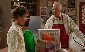 Susan Kennedy, Harold Bishop in Neighbours Episode 4801