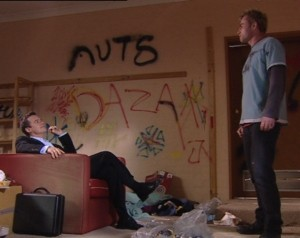 Reuben Hausman (Roo), Paul Robinson in Neighbours Episode 4861