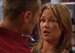 Max Hoyland, Steph Scully in Neighbours Episode 4861