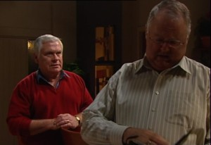 Harold Bishop, Lou Carpenter in Neighbours Episode 4862