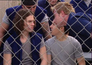 Dylan Timmins, Stingray Timmins, Reuben Hausman (Roo) in Neighbours Episode 4862
