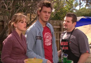 Elle Robinson, Ned Parker, Toadie Rebecchi in Neighbours Episode 4863