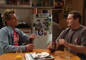 Ned Parker, Toadie Rebecchi in Neighbours Episode 4863