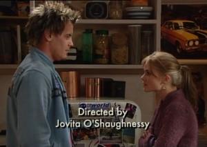 Elle Robinson, Ned Parker in Neighbours Episode 4864