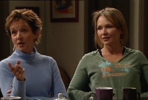 Susan Kennedy, Steph Scully in Neighbours Episode 4865