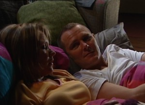 Steph Scully, Max Hoyland in Neighbours Episode 4865