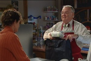 Susan Kennedy, Harold Bishop in Neighbours Episode 4866
