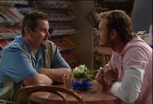Toadie Rebecchi, Stuart Parker in Neighbours Episode 4866
