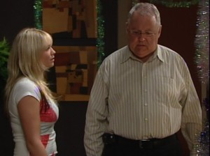 Sky Mangel, Harold Bishop in Neighbours Episode 4866