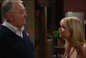 Harold Bishop, Sky Mangel in Neighbours Episode 4867