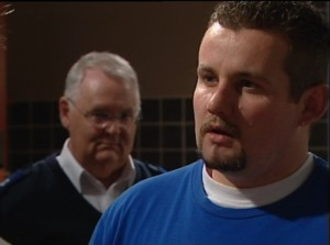 Harold Bishop, Toadie Rebecchi in Neighbours Episode 4868