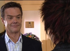 Paul Robinson, Lyn Scully in Neighbours Episode 4868
