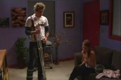 Ned Parker, Izzy Hoyland in Neighbours Episode 4904