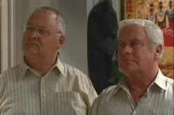 Harold Bishop, Lou Carpenter in Neighbours Episode 4904