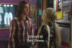 Dylan Timmins, Sky Mangel in Neighbours Episode 4906