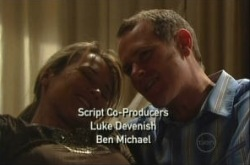 Max Hoyland, Steph Scully in Neighbours Episode 4907