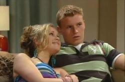 Boyd Hoyland, Janae Timmins in Neighbours Episode 4907