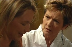 Steph Scully, Susan Kennedy in Neighbours Episode 4907