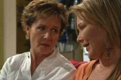 Susan Kennedy, Steph Scully in Neighbours Episode 4907