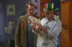 Stuart Parker, Toadie Rebecchi in Neighbours Episode 4908