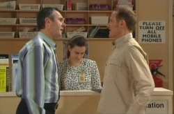 Max Hoyland, Karl Kennedy in Neighbours Episode 4908
