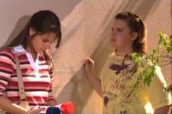 Rachel Kinski, Bree Timmins in Neighbours Episode 4908