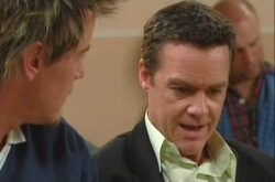 Ned Parker, Paul Robinson in Neighbours Episode 4909