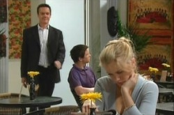 Paul Robinson, Elle Robinson in Neighbours Episode 4910