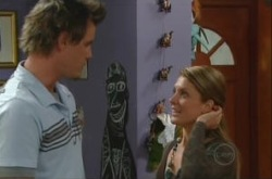 Ned Parker, Izzy Hoyland in Neighbours Episode 4910