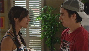 Rachel Kinski, Stingray Timmins in Neighbours Episode 4962