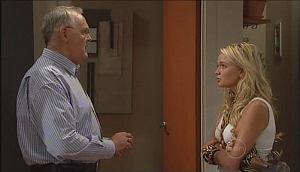 Harold Bishop, Sky Mangel in Neighbours Episode 4964