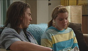 Dylan Timmins, Bree Timmins in Neighbours Episode 4964